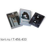Купить «Старые аудиокассеты группы Кино», фото № 7456433, снято 15 июня 2013 г. (c) Дмитрий Шульгин / Фотобанк Лори