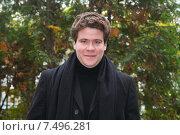 Купить «Денис Мацуев», фото № 7496281, снято 30 октября 2009 г. (c) Наталья Уварова / Фотобанк Лори
