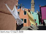 Венеция. Бурано (2014 год). Редакционное фото, фотограф Дмитрий Муромцев / Фотобанк Лори