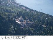 Иверский мужской монастырь (2014 год). Стоковое фото, фотограф Виктор Мандриков / Фотобанк Лори