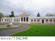 Ессентуки. Ванное здание император Николая II. (2015 год). Редакционное фото, фотограф Рябков Александр / Фотобанк Лори