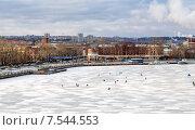 Виды города Ижевска (2014 год). Редакционное фото, фотограф Сергей Лаврентьев / Фотобанк Лори