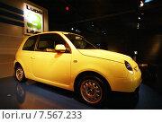 Купить «Wolfsburg, Germany, VW Lupo», фото № 7567233, снято 26 сентября 2000 г. (c) Caro Photoagency / Фотобанк Лори
