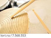 Купить «Игра на ударных инструментах», фото № 7568553, снято 17 февраля 2010 г. (c) Iordache Magdalena / Фотобанк Лори