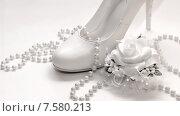 Купить «Свадебная композиция», фото № 7580213, снято 24 июля 2014 г. (c) Виктор Топорков / Фотобанк Лори