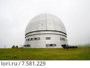 Большой Телескоп Альт-Азимутальный (2014 год). Редакционное фото, фотограф Анна Алексеева / Фотобанк Лори