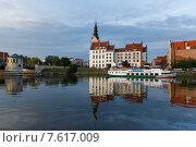 Купить «Эльблонг, Старый город. Польша», фото № 7617009, снято 27 июня 2015 г. (c) Константин Тронин / Фотобанк Лори