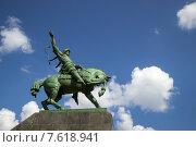 Купить «Памятник Салавату Юлаеву в городе Уфе», фото № 7618941, снято 27 июня 2015 г. (c) Коротнев / Фотобанк Лори