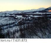 Знаменитая Долина Смерти. Стоковое фото, фотограф Сергей Криволапов / Фотобанк Лори