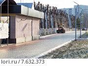 Купить «Нижнекамск. Виды», эксклюзивное фото № 7632373, снято 25 ноября 2014 г. (c) Сергей Лаврентьев / Фотобанк Лори