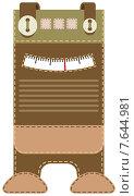 Чехол для мобильного телефона-радио. Стоковая иллюстрация, иллюстратор Рада Коваленко / Фотобанк Лори