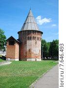 Купить «Громовая башня», фото № 7646493, снято 2 июня 2015 г. (c) Виктор Мандриков / Фотобанк Лори