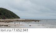 Martin's Point, Gulf of St. Lawrence, Gros Morne National Park, Newfoundland and Labrador, Canada. Стоковое фото, фотограф Keith Levit / Ingram Publishing / Фотобанк Лори
