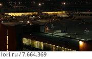 Аэропорт Шереметьево (2015 год). Редакционное видео, видеограф Артем Шутов / Фотобанк Лори