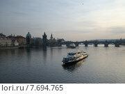 Город Прага (2011 год). Редакционное фото, фотограф Irina Turshatova / Фотобанк Лори