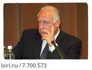 Купить «Черномырдин Виктор Степанович», фото № 7700573, снято 25 февраля 2020 г. (c) Борис Кавашкин / Фотобанк Лори