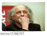 Купить «Слава Полунин -  актёр, режиссёр, клоун, мим», фото № 7700717, снято 22 апреля 2019 г. (c) Борис Кавашкин / Фотобанк Лори