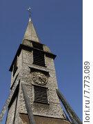 Купить «church of Honfleur in Normandy», фото № 7773089, снято 20 сентября 2018 г. (c) PantherMedia / Фотобанк Лори