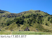 Купить «rock france mountains hike climbing», фото № 7851817, снято 24 февраля 2019 г. (c) PantherMedia / Фотобанк Лори