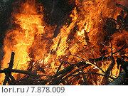 Купить «hot heat fire smoke flame», фото № 7878009, снято 26 марта 2019 г. (c) PantherMedia / Фотобанк Лори