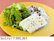 Купить «caucasian food green healthy black», фото № 7995361, снято 20 июня 2019 г. (c) PantherMedia / Фотобанк Лори