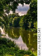 Река Македонка. Стоковое фото, фотограф Vladimir Veseliy / Фотобанк Лори