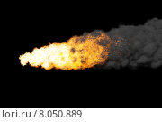 Купить «fire tail conflagration comet asteroid», фото № 8050889, снято 17 июня 2019 г. (c) PantherMedia / Фотобанк Лори