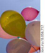 Купить «gorgeous colourful carnival balloon coloured», фото № 8058717, снято 27 июня 2019 г. (c) PantherMedia / Фотобанк Лори