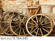 Купить «old wood agriculture wheel farming», фото № 8184045, снято 17 июня 2019 г. (c) PantherMedia / Фотобанк Лори
