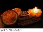 Купить «red christmas celebration orange reflection», фото № 8195801, снято 19 сентября 2019 г. (c) PantherMedia / Фотобанк Лори