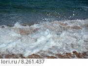 Морская волна. Стоковое фото, фотограф Эллина Туровская / Фотобанк Лори