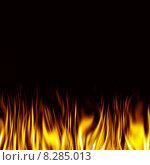 Купить «Abstract fire», иллюстрация № 8285013 (c) PantherMedia / Фотобанк Лори