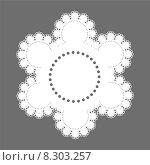 Купить «Декоратвная салфетка с узорами», иллюстрация № 8303257 (c) Мастепанов Павел / Фотобанк Лори