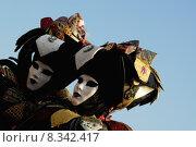 Купить «colourful carnival venice costumes masks», фото № 8342417, снято 27 июня 2019 г. (c) PantherMedia / Фотобанк Лори