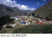 Купить «nepal himalayas khumbu tengpoche mountain», фото № 8368629, снято 20 июля 2019 г. (c) PantherMedia / Фотобанк Лори