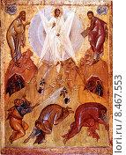 Икона Преображение Господне. Стоковое фото, фотограф михаил красильников / Фотобанк Лори