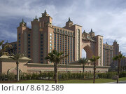 Купить «Dubai, Hotel Atlantis», фото № 8612589, снято 21 октября 2018 г. (c) PantherMedia / Фотобанк Лори