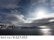 Купить «nature scenery countryside spitzbergen north», фото № 8627653, снято 19 февраля 2019 г. (c) PantherMedia / Фотобанк Лори