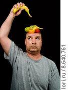 Купить «Bowl Head», фото № 8640761, снято 24 января 2019 г. (c) PantherMedia / Фотобанк Лори