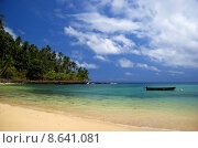 Купить «Equator Beach», фото № 8641081, снято 20 августа 2018 г. (c) PantherMedia / Фотобанк Лори
