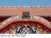 Купить «Shuri Castle», фото № 8705525, снято 19 августа 2018 г. (c) PantherMedia / Фотобанк Лори