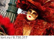 Купить «woman portrait europe italy carnival», фото № 8730317, снято 22 июля 2019 г. (c) PantherMedia / Фотобанк Лори