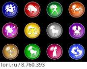 Купить «bull zodiac horoscope twin ram», фото № 8760393, снято 19 января 2020 г. (c) PantherMedia / Фотобанк Лори