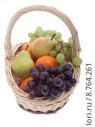 Купить «fruit orange basket fruits bulb», фото № 8764261, снято 24 января 2019 г. (c) PantherMedia / Фотобанк Лори