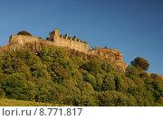 Купить «hill castle sunshine scotland chateau», фото № 8771817, снято 19 ноября 2018 г. (c) PantherMedia / Фотобанк Лори