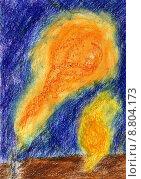 Купить «abstract painting paintings blue black», фото № 8804173, снято 5 июля 2020 г. (c) PantherMedia / Фотобанк Лори