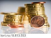 Купить «money currency bank euro save», фото № 8813553, снято 16 июня 2019 г. (c) PantherMedia / Фотобанк Лори