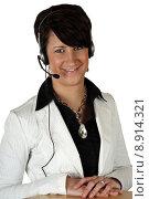 Купить «woman business attractive pretty work», фото № 8914321, снято 24 января 2019 г. (c) PantherMedia / Фотобанк Лори
