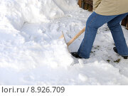 Купить «winter snow ice shovel schneeschaufel», фото № 8926709, снято 26 марта 2019 г. (c) PantherMedia / Фотобанк Лори