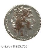Купить «Roman coin», фото № 8935753, снято 23 марта 2019 г. (c) PantherMedia / Фотобанк Лори